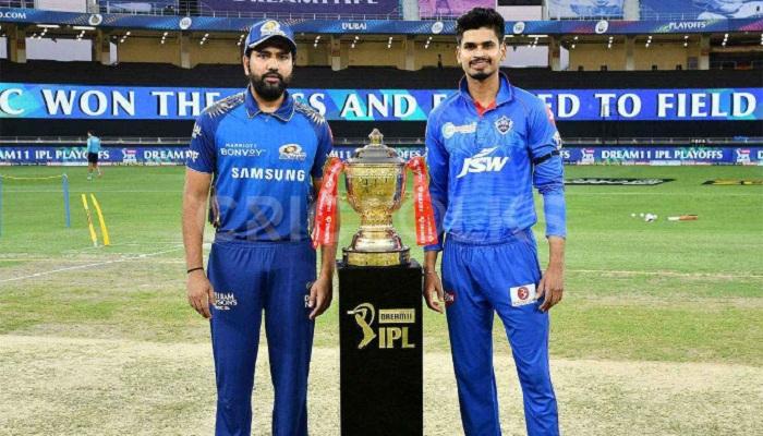 IPL 2021 MI vs DC