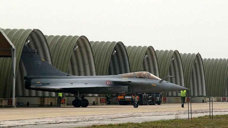 Dassault paid 1 million euro