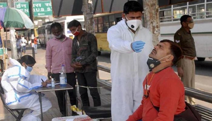 Coronavirus cases in india 20 april 2021
