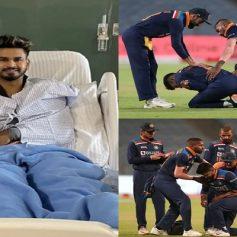 Shreyas iyer shoulder operation successful
