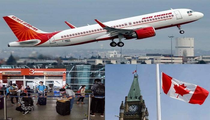 Canada bans passenger flights