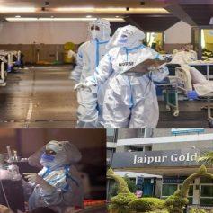 Delhi jaipur golden hospital many patients