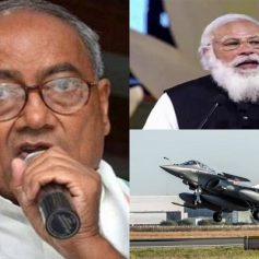 Digvijay singh attacks on modi govt