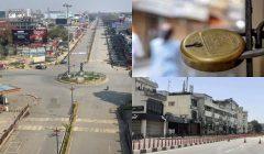 Lockdown in raipur chhattisgarh