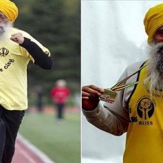 Fauja singhs 110th birthday