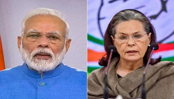 Sonia gandhi letter to pm modi