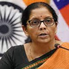 Finance minister nirmala sitharaman says