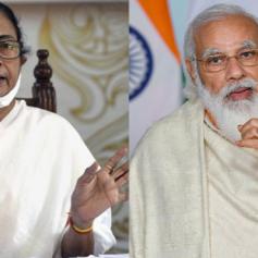 Mamta blamed PM Modi