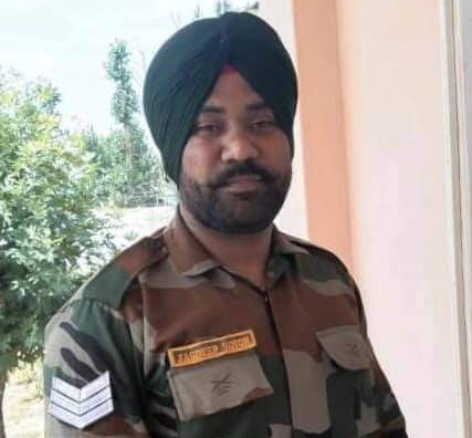 Barnala Army man death