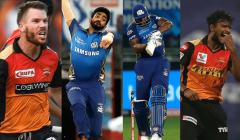 IPL 2021 MI vs SRH