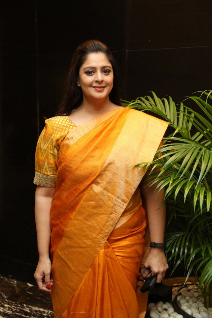 Actress Nagma Corona Positive