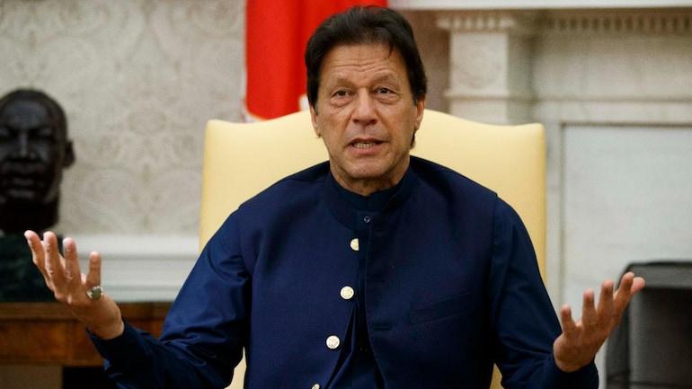 Pakistan PM Imran Khan links