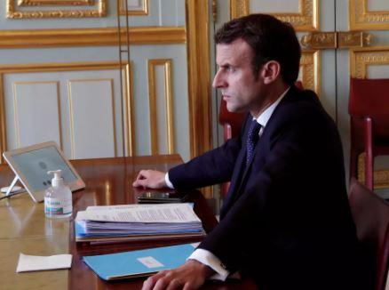 France imposes third lockdown