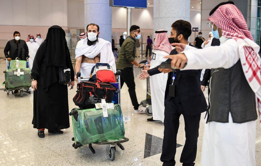 Saudi says only Immunised pilgrims