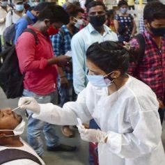 India coronavirus cases 17 april 2021