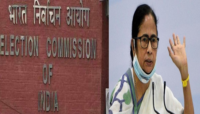 Election commission send notice