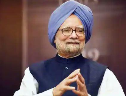 Manmohan Singh tests positive