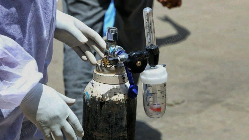 CM Kejriwal on Oxygen Crisis