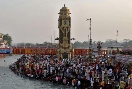 Delhi residents returning from Kumbh Mela