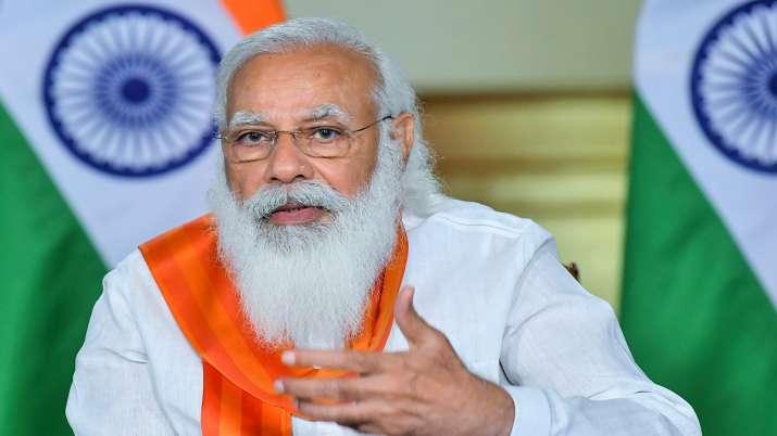 PM Modi pays tributes