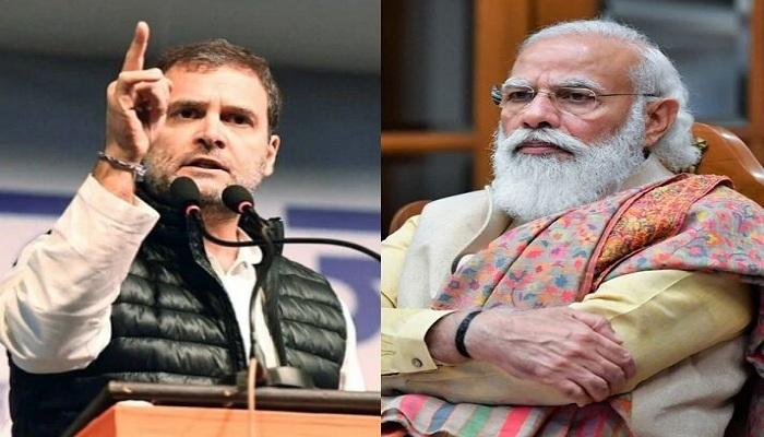 Rahul on pm modi health infrastructure