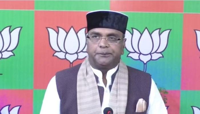 Medial education minister vishvas sarang