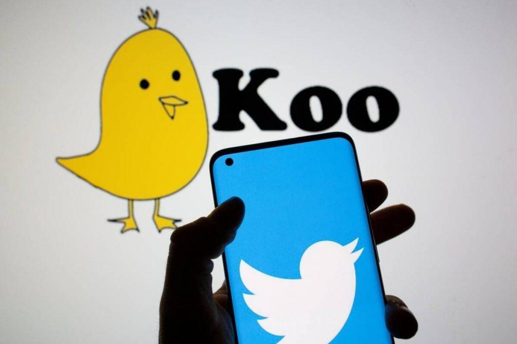 logo of the indigenous Koo App