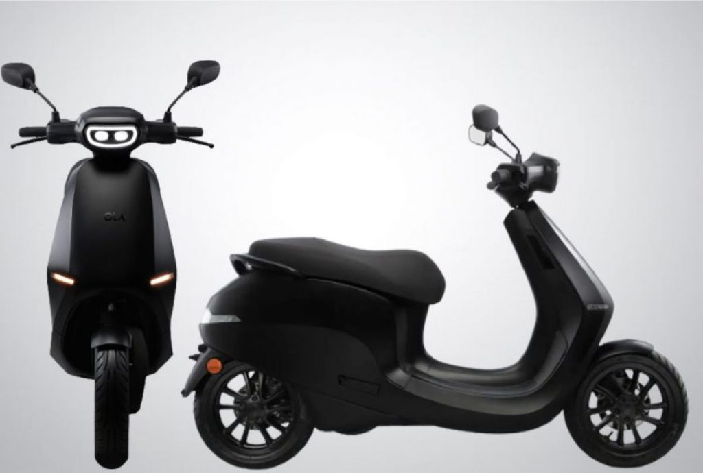 electric scooter give tremendous