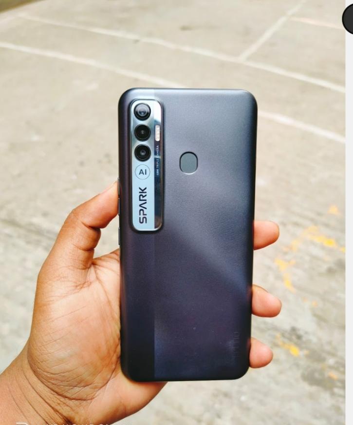 Tecno Spark 7 Pro smartphone