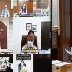 Pm modi high level meeting