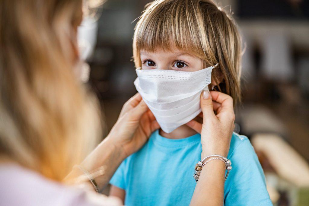 Kids Corona Virus symptoms