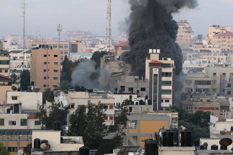 Ceasefire between israel and palestine