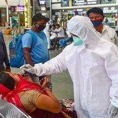 Coronavirus india update 18th may 2021