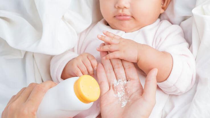 Baby Heat Rashes tips