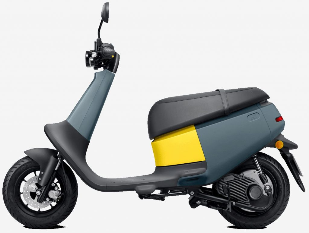 electric scooters run without charging