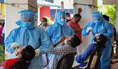 Coronavirus cases in india 11 may
