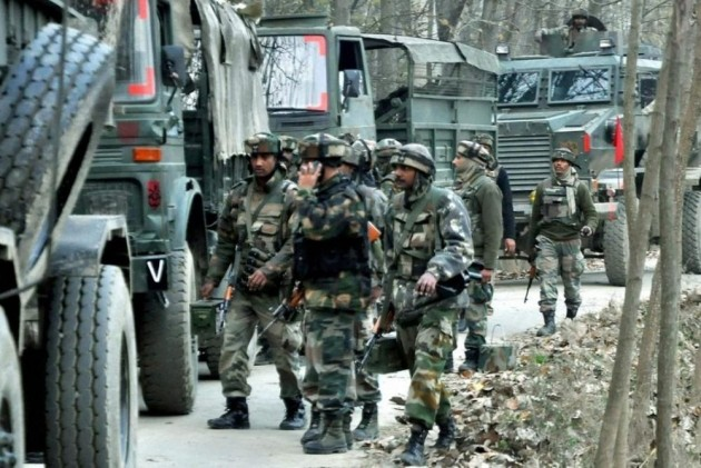 Encounter between militants and security forces