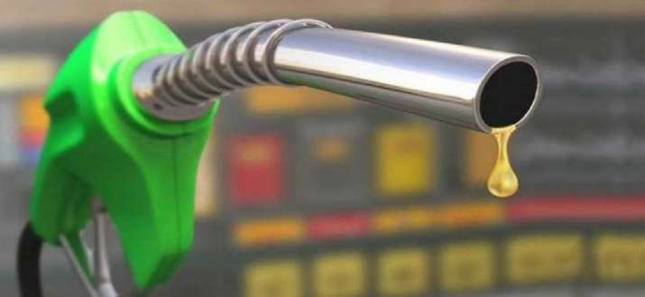 New rates for petrol
