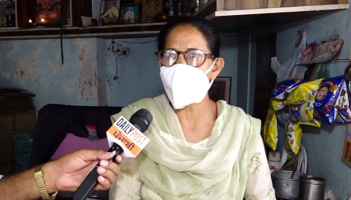 woman who sells tea