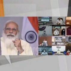 Pm modi interactions with