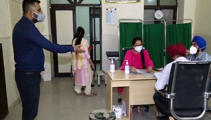 Amritsar govt hospital says