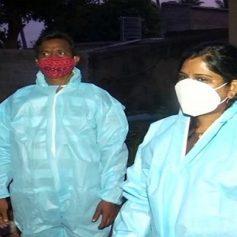 Madhusmita prusty quit nursing job
