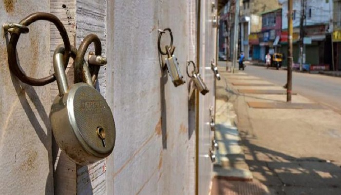 Telangana government announces lockdown