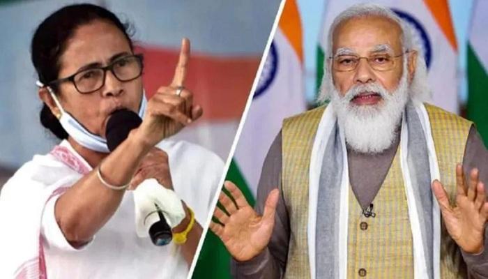 Mamata erupts at PM Modis meeting