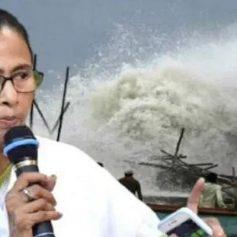 Mamata banerjee says cyclone yaas