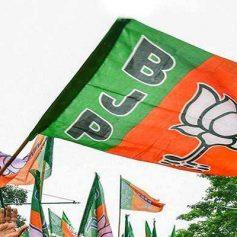 Up panchayat election 2021 bjp
