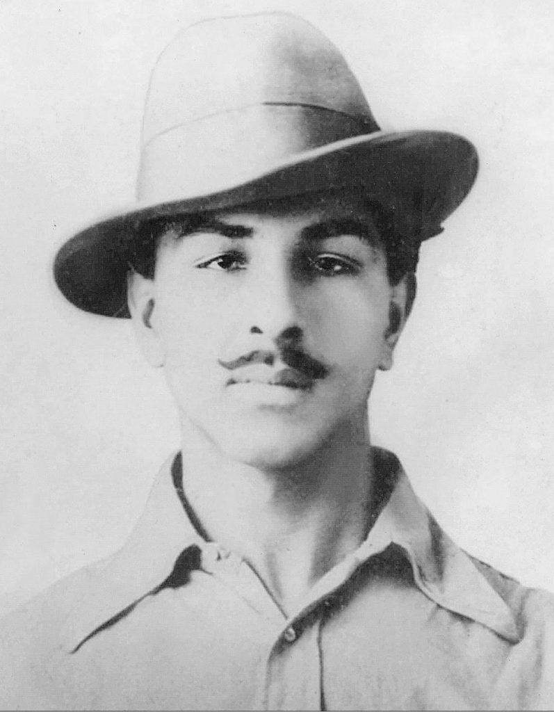 Shaheed Bhagat Singhs nephew