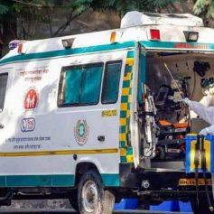 Ambulance driver demanded