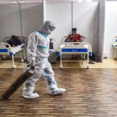Oxygen shortage covid patients died