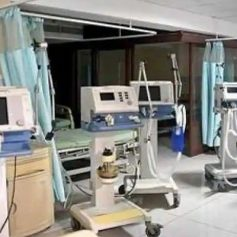 Ventilators not used in many states